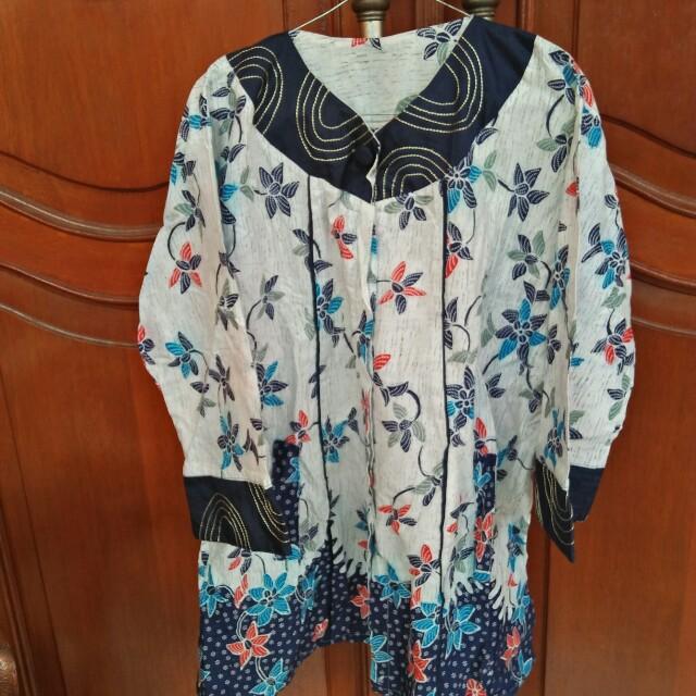 Baju batik jumbo