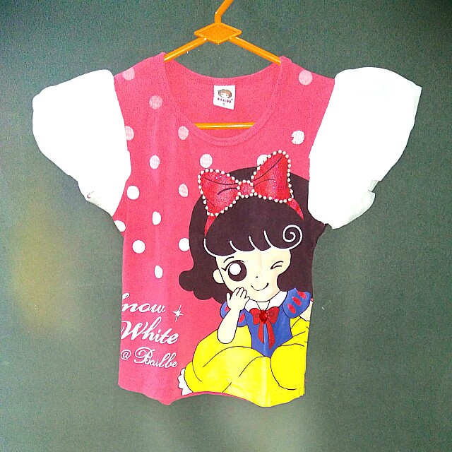 Baju Snow White