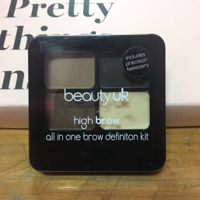 BeautyUK Brow Kit