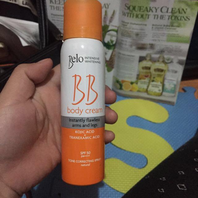 Belo Body Cream