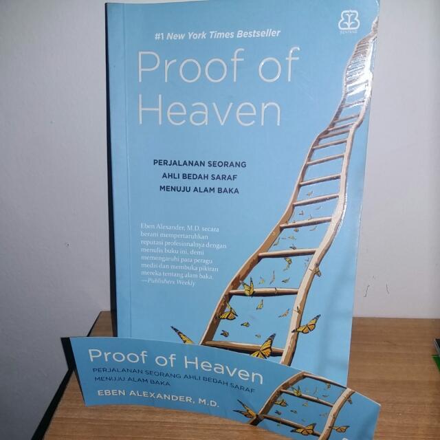 Best Seller Proof Of Heaven