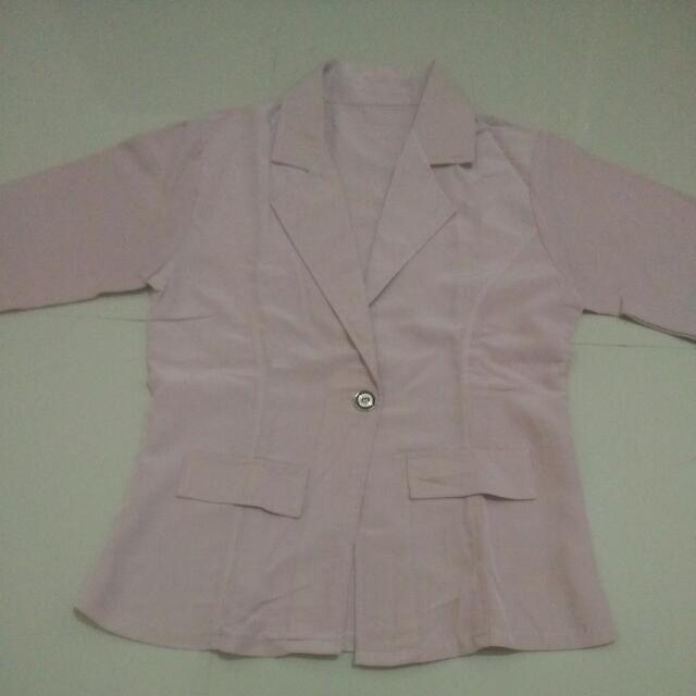 Blazer Pink Salem