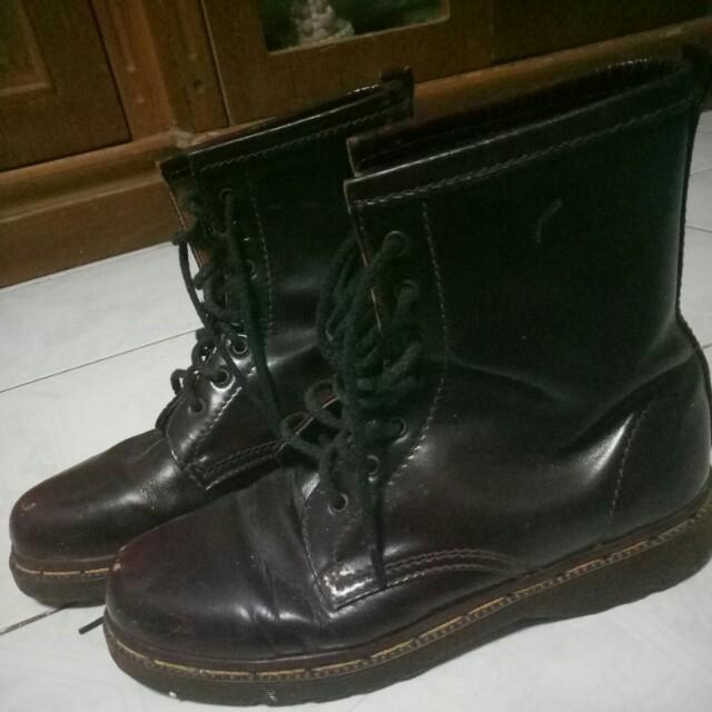 Buccheri boots authentic