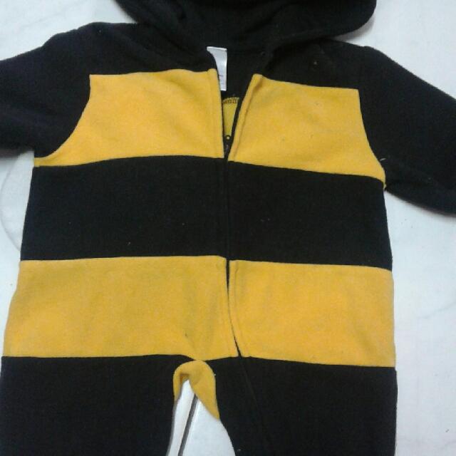 Bumble bee costume