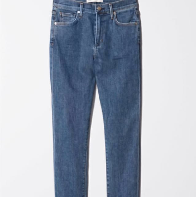 Citizens of Humanity Aida True Blue jeans SIZE 24