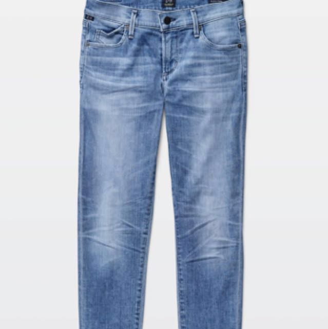 Citizens of Humanity avedon ankle jeans SIZE 23