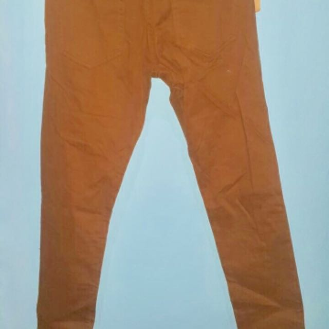 COLE JEANS BROWN - Size 29