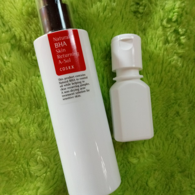 Cosrx Natural BHA Skin Returning A-sol Share