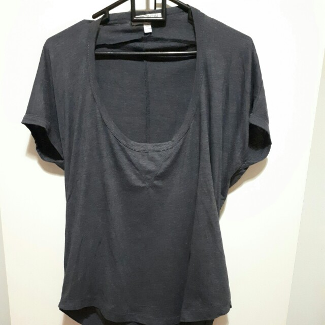 Cotton on boxy top