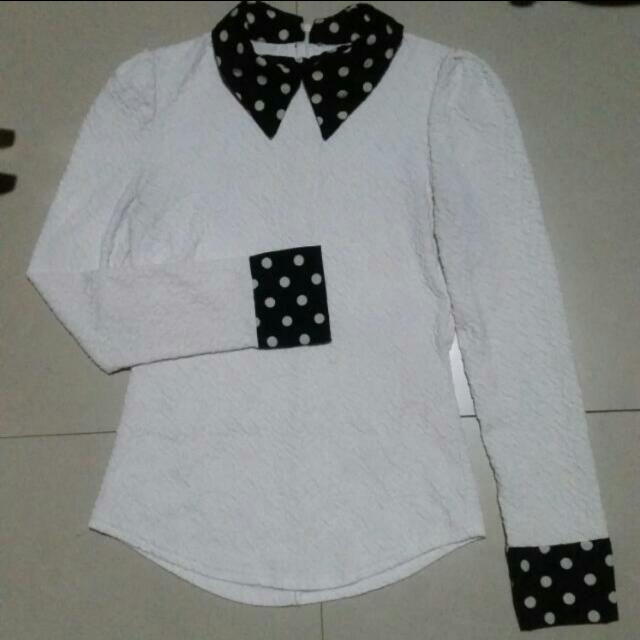 Cute Korean Top/blouse