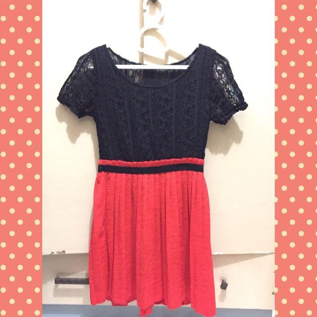 Cute See-through Dress