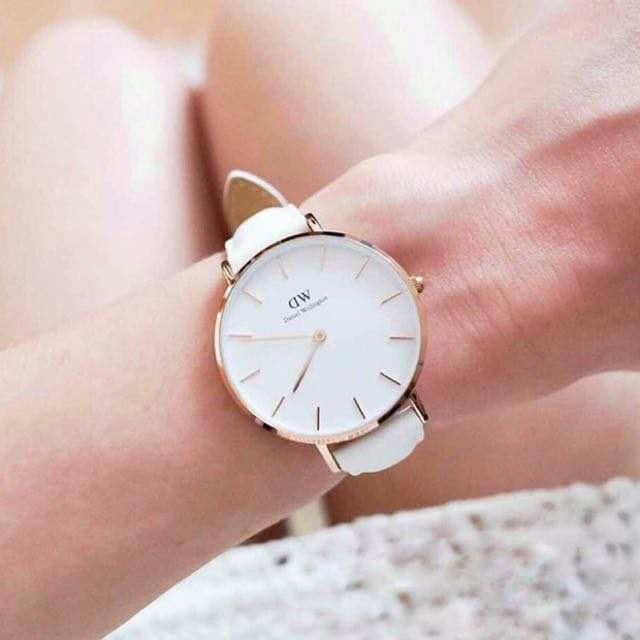 daniel wellington classic petite bondi rose gold luxury watches on carousell. Black Bedroom Furniture Sets. Home Design Ideas