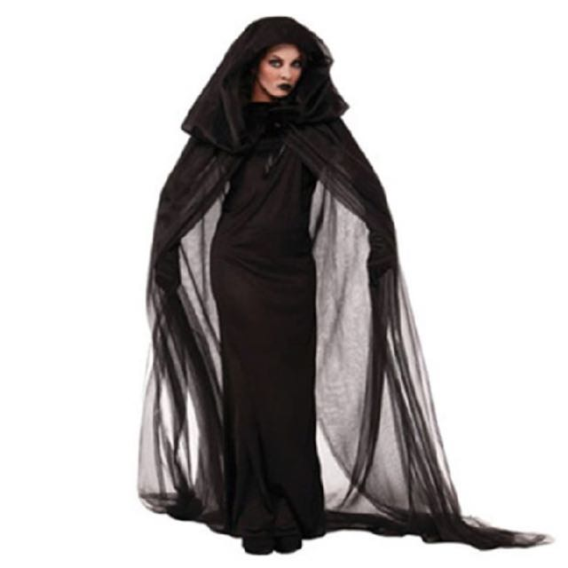 dementor death witch cloak costume halloween babies kids on carousell