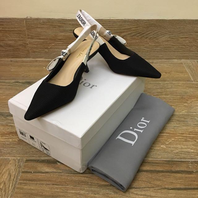 2fedf879559 Dior J adior Slingback Shoes