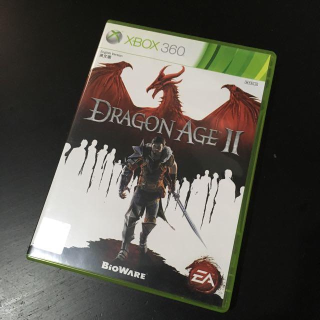 Dragon Age II for Xbox 360 (NTSC-J)