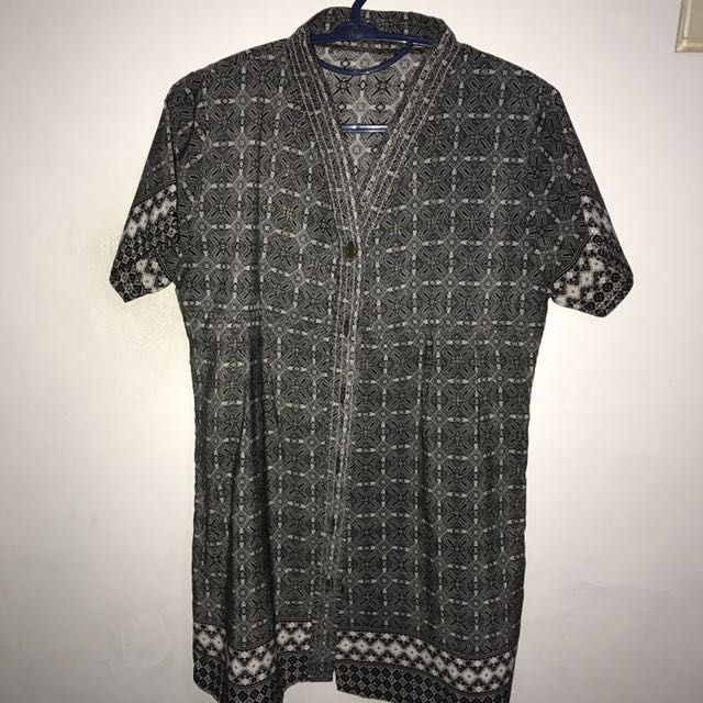 Dress Batik Perempuan