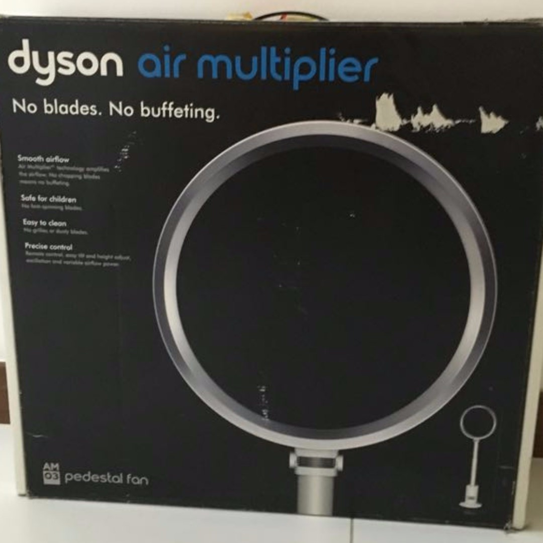 review multiplier fan of x pedestal air wonderful youtube dyson photo