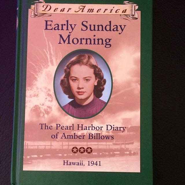 Early Sunday Morning - Dear America Diary