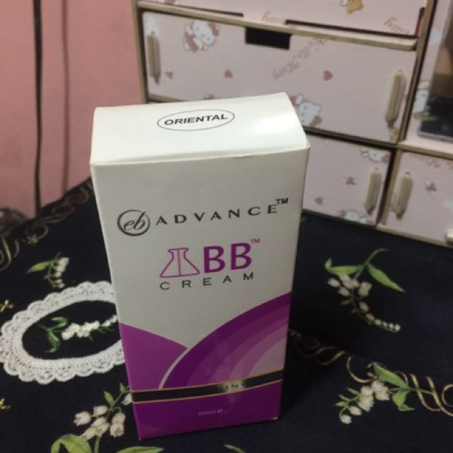EB advance bb cream (oriental)