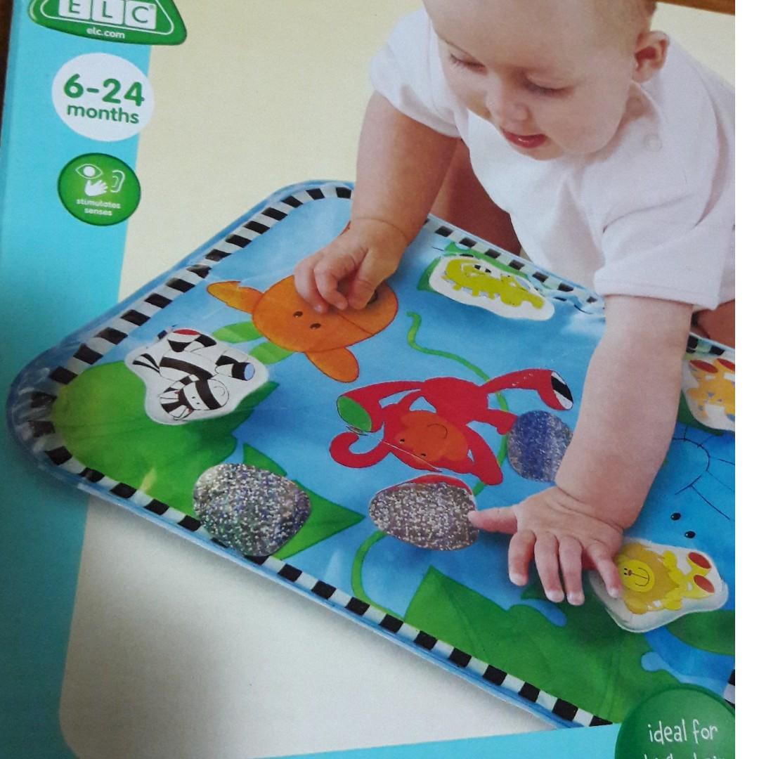 ELC sensory pat mat, Babies & Kids, Toys & Walkers on Carousell
