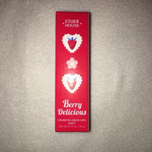 Etude House Berry Delicious