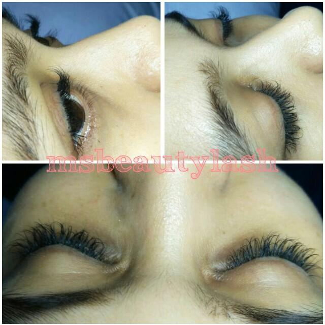 Eyelash Extention by Msbeautylash