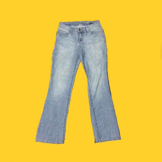 Faded Glory Bootcut Jeans