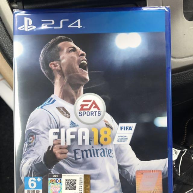 FIFA 18 FREE T-SHIRT@POSTER