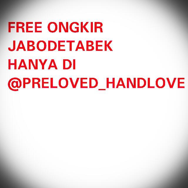 Free Ongkir Jabkdetabekk