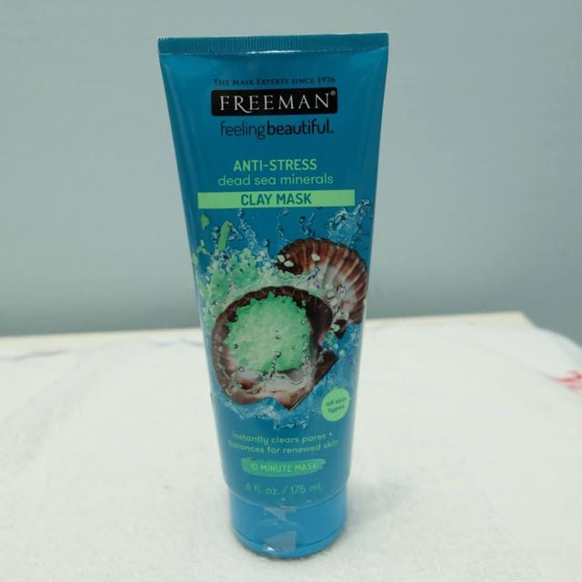 Freeman Mask Dead Sea Minerals