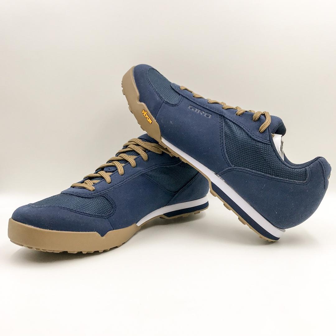 2d3688914e9b GIRO Rumble™ VR MTB SPD Shoes 2017 (Blue) - Size EU 45