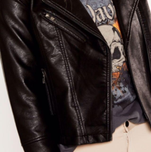 Glassons biker jacket