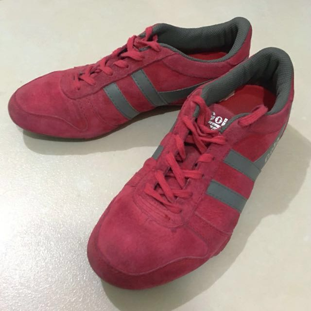 Gola Chase Trainers (Hot Pink) for Women