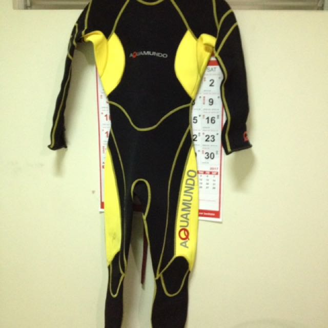 Good as new Womens Wetsuit