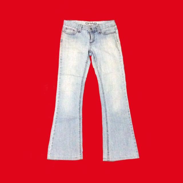 Grab Denim Bootcut Jeans