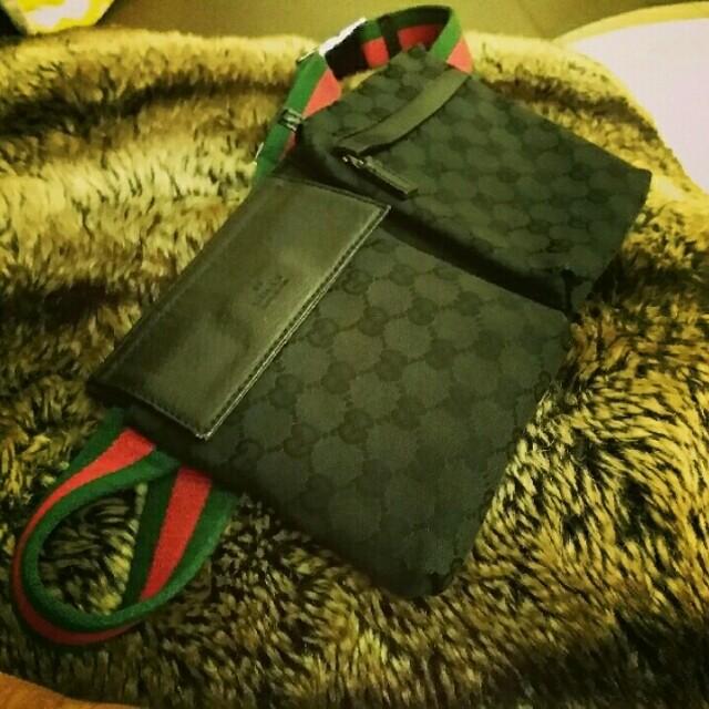 Gucci Belt Bag not Louis Vuitton Prada Coach Supreme Hermes LV or MK