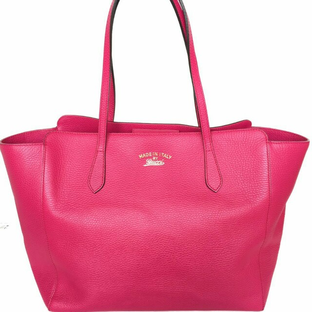 Gucci Swing Tote Pink