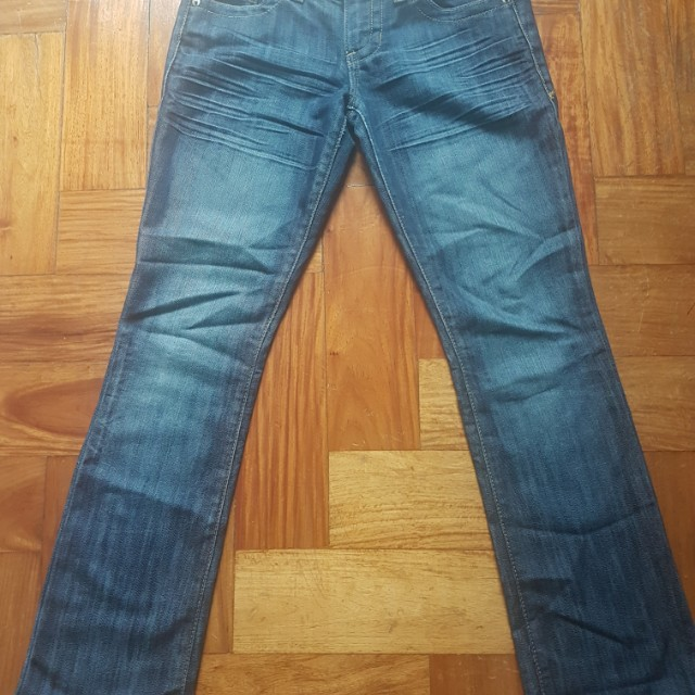 Guess Jeans Pismo Straight Leg