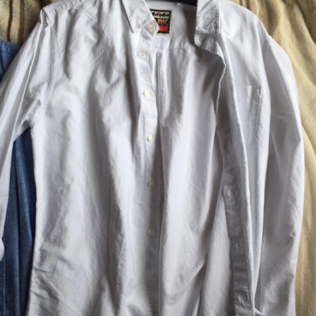 Hallensteins casual/dress shirts