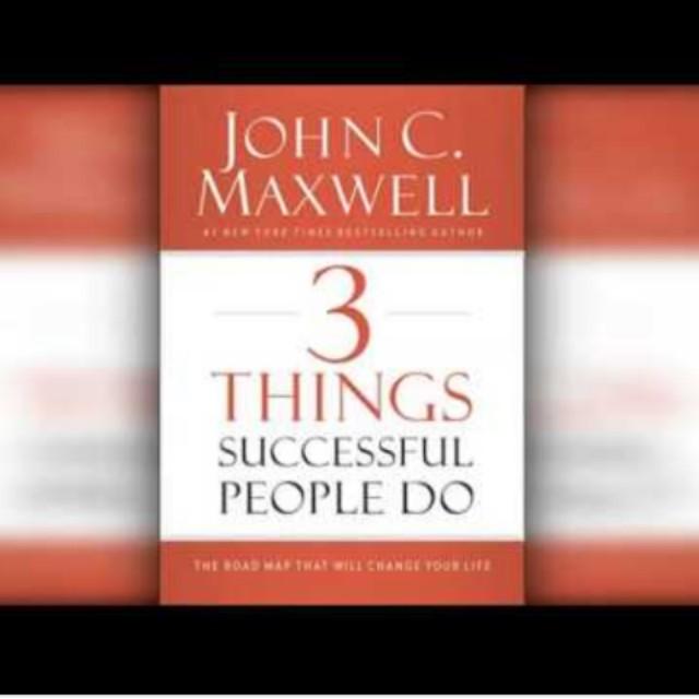Hardcover Entrepreneurial successful book by John c maxwell