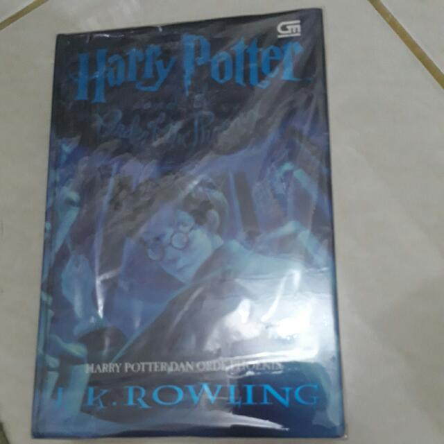 Harry Potter #5 hardcover