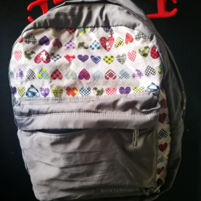 Heartstrings back pack