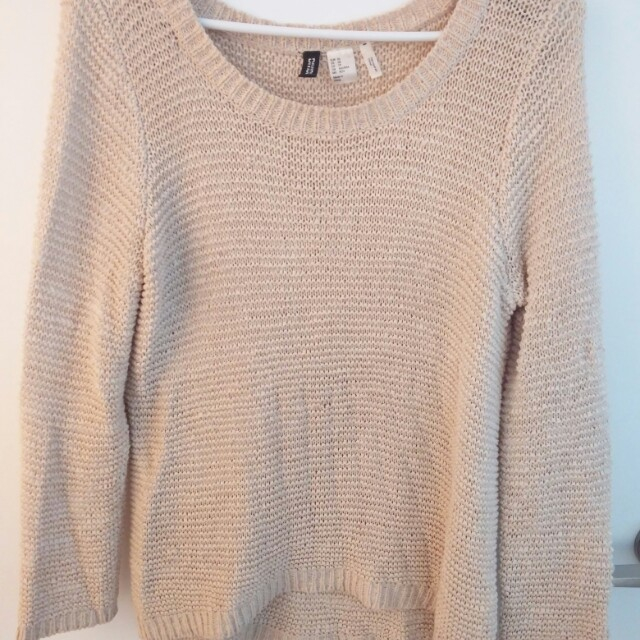 H&M loose sweater /top