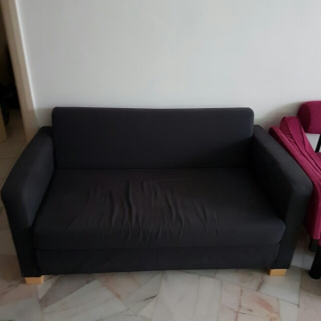Surprising Ikea Solsta Sofa Bed Home Furniture Furniture On Carousell Evergreenethics Interior Chair Design Evergreenethicsorg