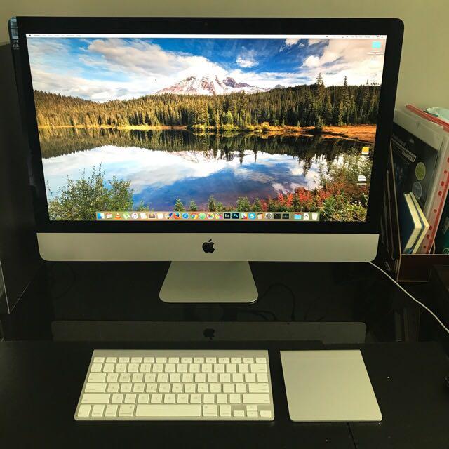 iMac 5k (late 2014) Max Spec