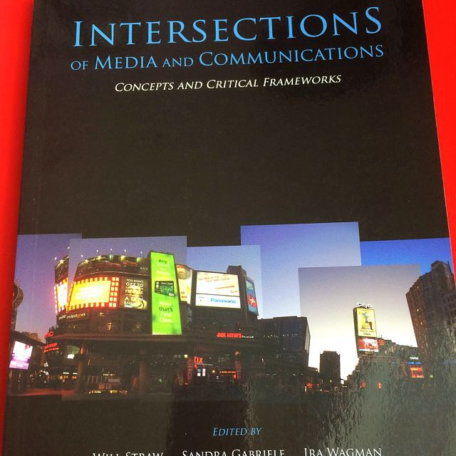 Intersections Of Media And Communications