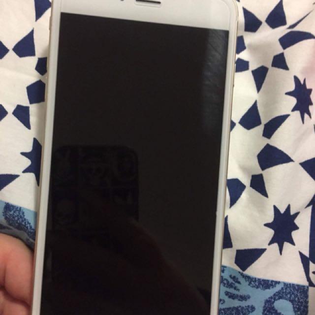 iPhone 6plus gold 64gb