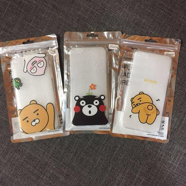 Iphone 6s plus case bundle