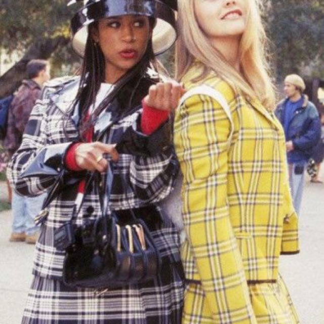ISO: anything from Cher Horowitz outfit!!