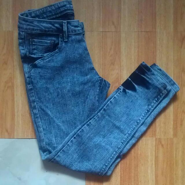 Jagthug skinny jeans